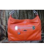 Rafe Blake Orange Leather $700++ - $249.99