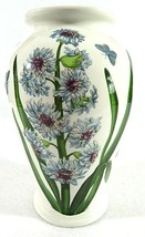 "Portmeirion BOTANIC GARDEN Small Vase HYACINTH ~ 6 3/4"" ~ MINT - $22.44"