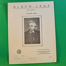 1929 Art Publication Society Teacher's Library Sheet Music, Issue 449 - $4.95