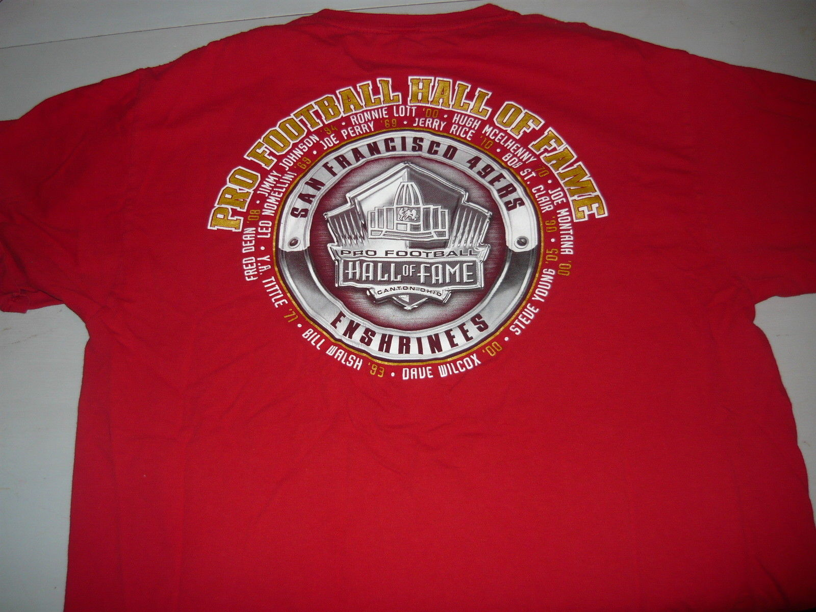 Nice Vintage NFL San Francisco 49ers Graphic and 50 similar items  hot sale