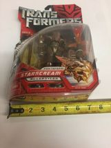 Transformers 2007 Movie Preview starscream Decepticon New In Package age 5+ image 8