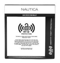 Nautica Men's Genuine Leather Credit Card Billfold Coin Rfid Wallet 31NU130015 image 12