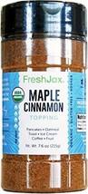 FreshJax Premium Gourmet Organic Spice Blends Organic Maple Cinnamon: To... - £14.92 GBP