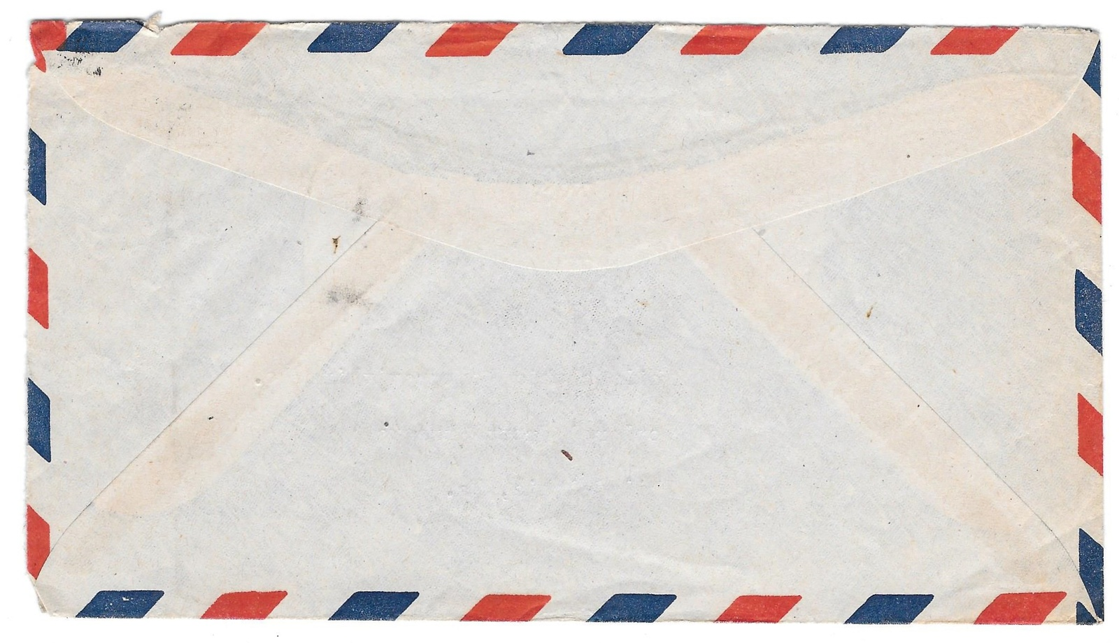 1945 RPO Cover Ispheming & Chicago Railway Post Office Tr 152 Air Mail stamp C26
