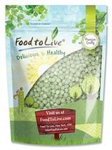 Food to Live Green Peas Whole (Green Vatana) (1 Pound) - $9.98