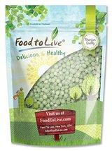 Food to Live Green Peas Whole (Green Vatana) (2... - $11.98