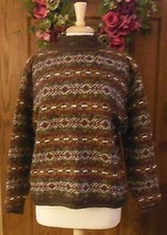 Carolyn Taylor Women's Sweater Pullover Size M/M - $25.99