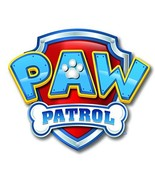 Paw Patrol Logo 1/4 Sheet Edible Photo Birthday Cake Topper Frosting She... - $8.50