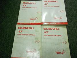 1988 Subaru XT Service Repair Shop Manual HUGE SET FACTORY OEM BOOKS RAR... - $128.65