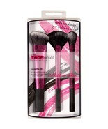 Real Techniques Collector's Edition Sculpting Set Makeup Brushes, 3 pc Pink - $60.00