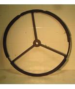 Antique Farm Tractor Steering Wheel John Deere ... - $19.95
