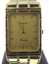 MEN'S Retro 14K Solid Gold Quartz Watch 7inch 75.2gr - $2,494.85