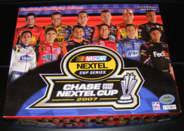 2007 Nascar Chase for the Nextel Cup Board Game - $30.00