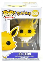 Funko Pop! Games Pokemon Jolteon #628 Vinyl Action Figure
