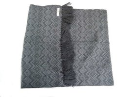 Alpakaandmore Unisex Wooven Scarf 100% Alpaca Wool 63x23.60 (Grey) [Appa... - $1.403,67 MXN