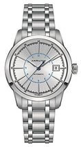 Hamilton Railroad Silver Dial Stainless Steel Mens Watch H40555181 [Watch] - $685.76