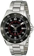 Hamilton Men's H76755135 Khaki Aviation Automatic Stainless Steel Watch [Watch] - $845.45