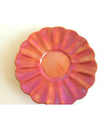 Philomena Bright Red Replacement Saucer - $15.66