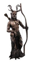 Herne The Hunter Bronzed Finish Statue Justice - $42.52