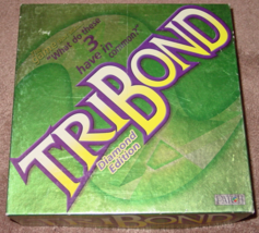 TRIBOND GAME DIAMOND EDITION GREEN BOX 1998 PATCH PRODUCTS COMPLETE EXCE... - $15.00