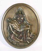 Michelangelo's La Pieta Hanging Wall Sculpture Statue Figurine - £35.10 GBP