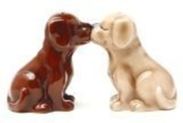 Pacific Giftware Labrador Puppies Magnetic Salt and Pepper Shakers Set, ... - $10.69