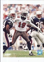 Keyshawn Johnson 8x10 Unsigned Photo Jets Buccaneers Cowboys Panthers NFL - $9.50