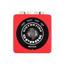 Mooer SDS1 Spark Distortion Guitar Effect Pedal - $77.08