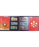 Cyber SALE Week - Chinese Banknotes and Coins Set, Unique Antique Collec... - $149.99