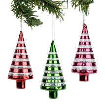 Snowmints Stripe Tree Ornament
