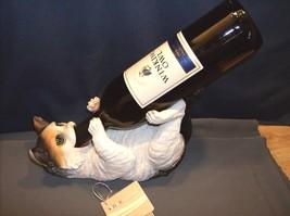 Cat Bottle Holder Calico   Feline Wine   HD36124   ABC - £12.29 GBP
