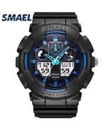 SMAEL Men's analog-digital, S Shock, waterproof 50m, sport watch.M-1027. - $34.99