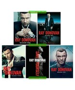 Ray Donovan The Complete Series Seasons 1 2 3 4 & 5 DVD Sealed New Set 1-5 - $43.00