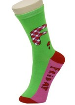 Days of the Week Crew Cut Novelty Socks 6 Pairs Assorted Colors Size 9-11 - $13.85