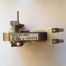 Sharp Microwave Oven Oem Fan Motor Rmoteb031 Mre0 Rmotea406 Wrzz - $19.00