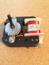 Sharp Microwave Oven Oem Fan Motor Rmote0102 Mre0 - $19.00