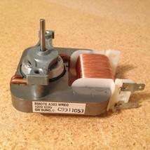 Sharp Microwave Oven Oem Fan Motor Rmotea383 Wreo - $19.00