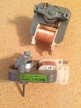 Sharp Microwave Oven Oem Fan Motor Rmotea346 Wreo Rmotea433 Wrzz - $19.00