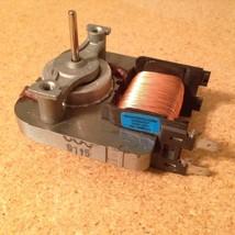 Sharp Microwave Oven Oem Fan Motor Rmotea355 Wre0 - $19.00