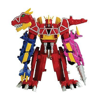 Bandai Power Rangers Dino Charge Megazord Mighty Morphin Action Figure Builder