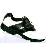 Etonic Men's G Sok Sof-Flex Brown White Leather Oxford Golf Shoes Size 9... - $31.44