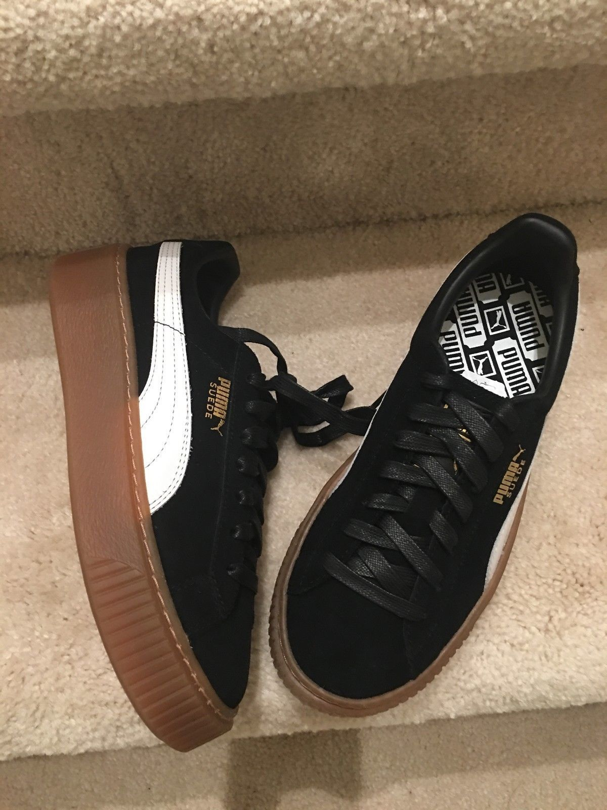 Puma Suede Platform Core 36355901 36355902 and 50 similar items 8cd90afd4057