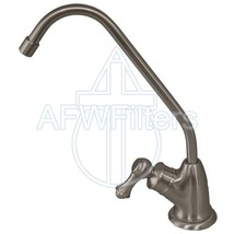 Euro Style Non Airgap Long Reach RO Faucet - Brushed Nickel for reverse osmosis - $46.78