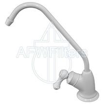 Euro Style Non Airgap Long Reach  reverse osmosis RO Faucet - White Finish - $46.78