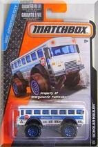 Matchbox - Scholar Hauler: MBX Adventure City #19/120 (2015) *White Edit... - $6.49