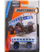 Matchbox - Scholar Hauler: MBX Adventure City #19/120 (2015) *White Edition* - $6.49