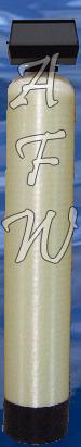 Filox 1 Fleck 2510 Iron Sulfur Manganese Water Filter