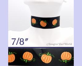 Rc halloweenpumpkins fullcoloronblacksatin thumb200