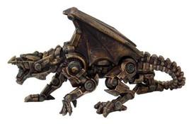 Steampunk Collection- Steampunk Dragon Sculptures Figurine - ₨2,007.22 INR