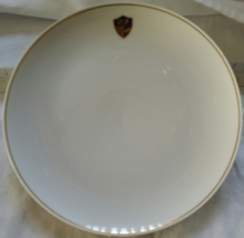 """Vintage Western Airline 60th Anniversary 7-1/2"""" plate Abco Japan - $9.95"""